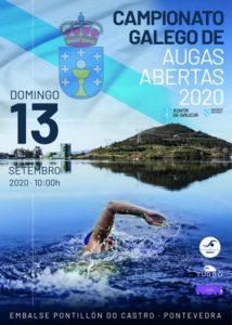 Campionato Galego augas abertas 2020 / FGAN
