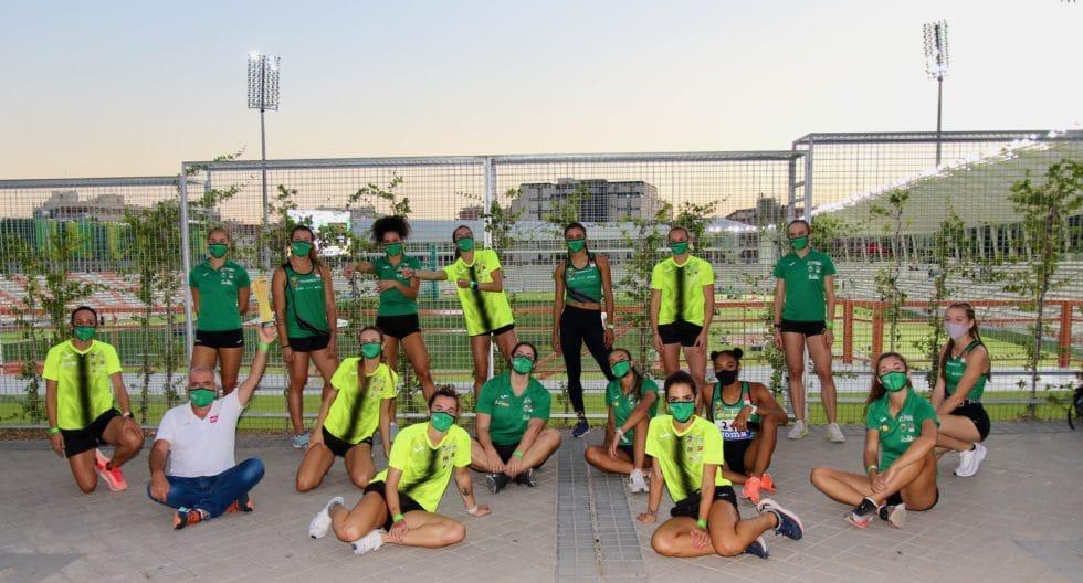 Equipo feminino do Playas Castellón / PLAYAS DE CASTELLÓN