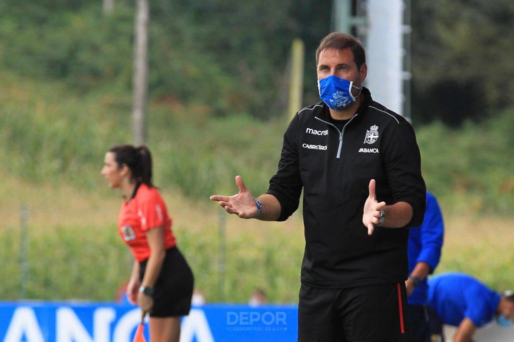Manu Sánchez, Dépor ABANCA / RCD