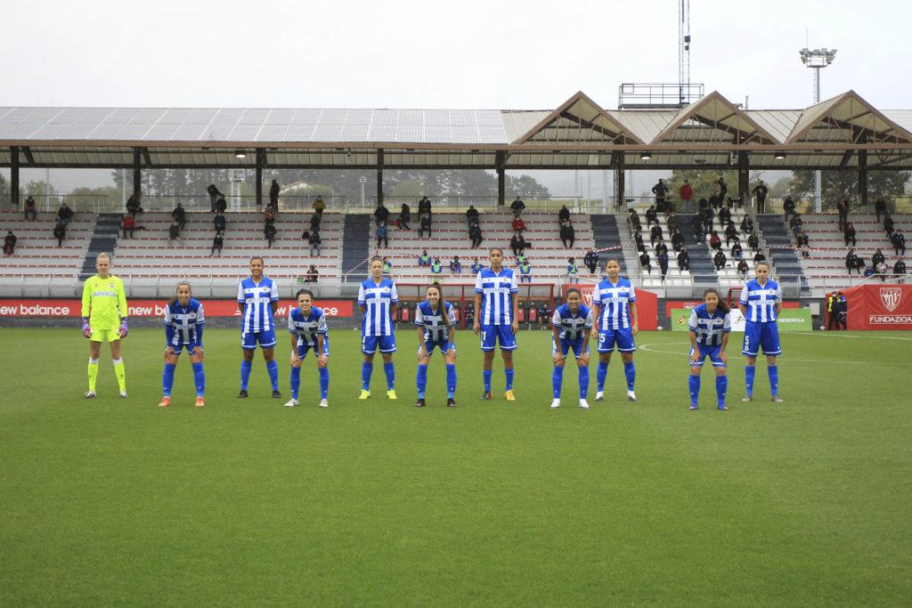 Athletic Club vs Dépor ABANCA en Lezama / RCD