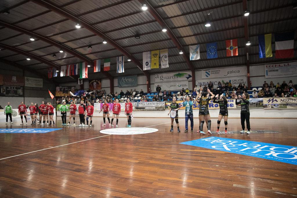 EHF EUropean Cup / ATLÉTICO GUARDÉS