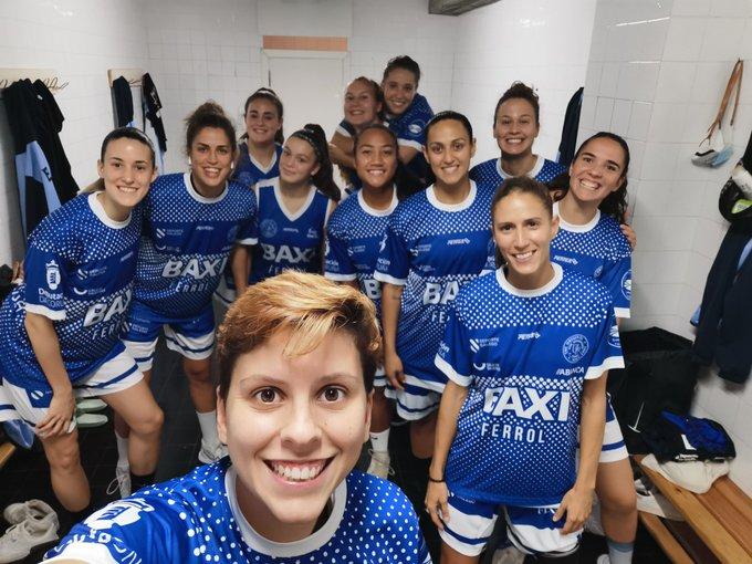 Baxi Ferrol afronta o inicio da Liga Feminina 2
