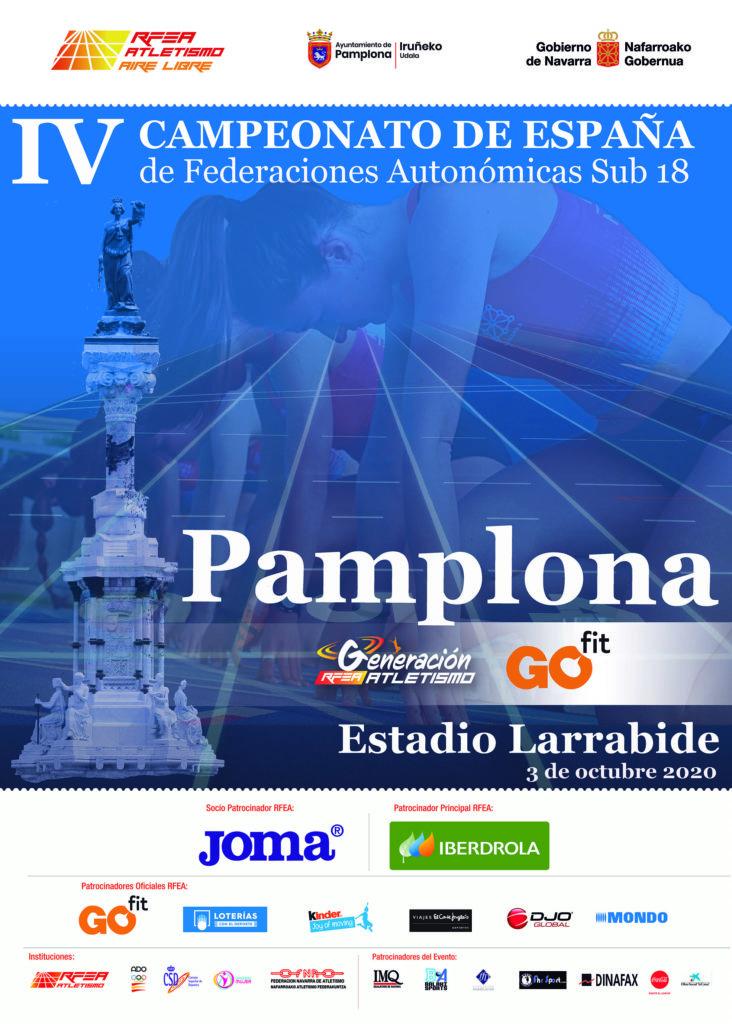 Campionato de España de Federacións Autonómicas Sub18