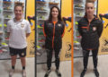 As novas equipacións das coruñesas son da marca Legea / VIAXES AMARELLE