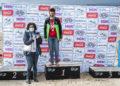 Cadete K-1 Sprinter 5000, 1ª clasificada Saskia Freitag na I Regata Kayak Concello Miño / CONCELLO DE MIÑO