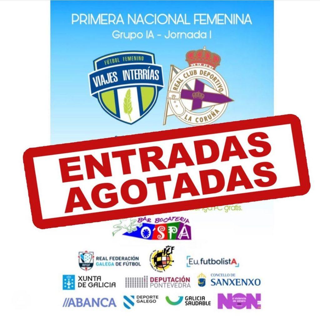 Viajes Interrías - RC Deportivo B ABANCA