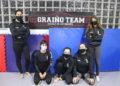 Loitadoras de grappling do Ximnasio Graíño / ÁLEX VÁZQUEZ