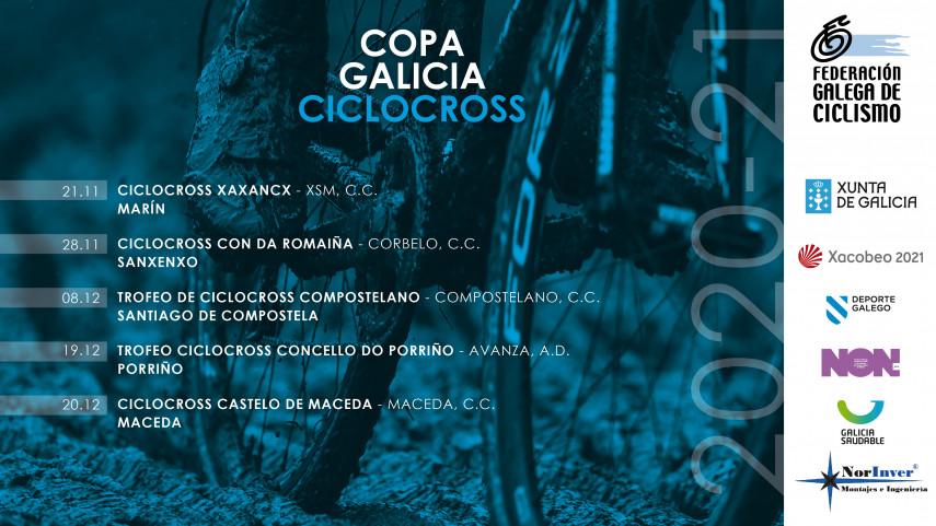 Copa de Galicia, Ciclocross BOIRO / FGC