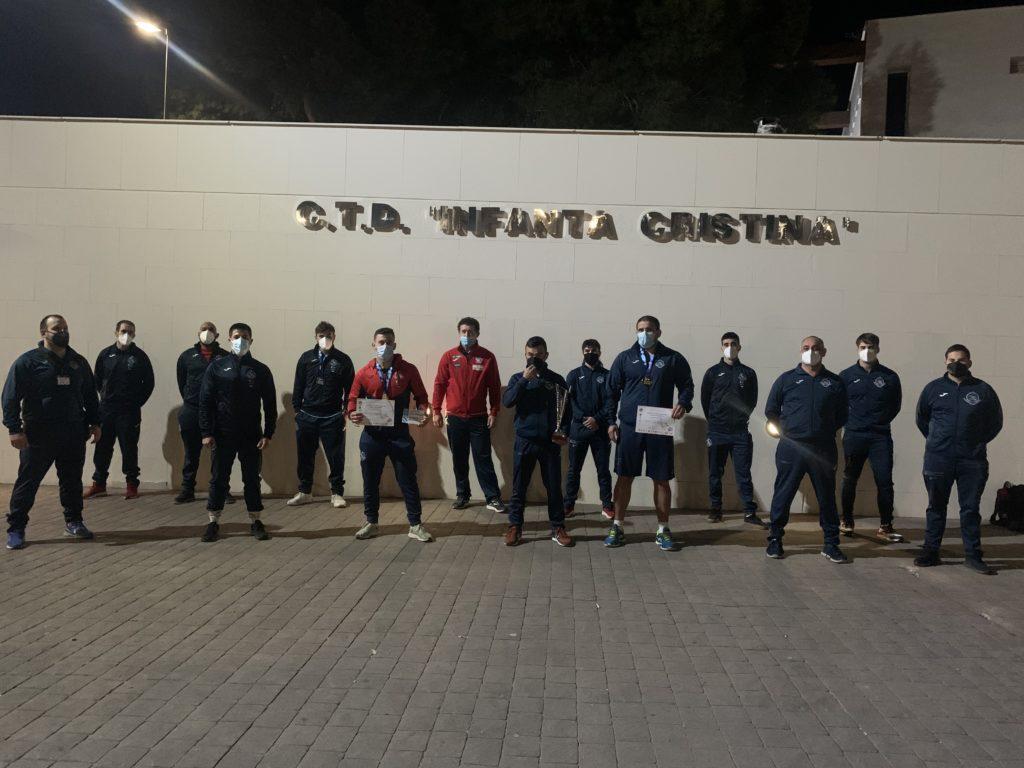 Selección Libre Olímpica / FEGALOITA
