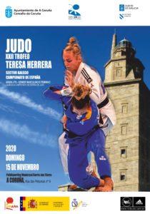 XXII Trofeo de judo Teresa Herrera / FEDERACIÓN GALEGA DE JUDO
