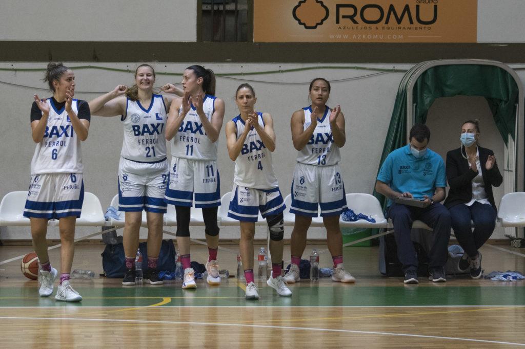 BAXI Ferrol LF2 / UNIVERSITARIO FERROL
