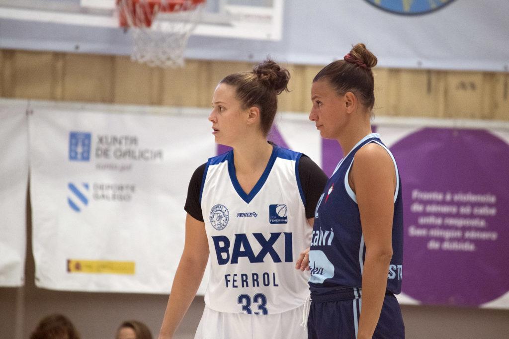 O Baxi Ferrol da Liga Feminina 2