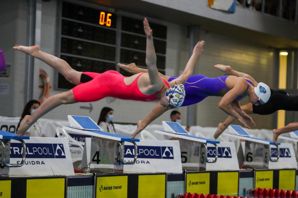 Campionato de España de Inverno de natación en piscina curta / RFEN