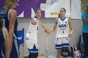 Xogadoras do Baxi Ferrol