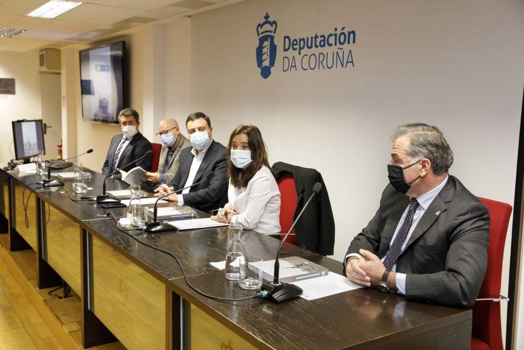 Presentación do libro sobre o 75 Aniversario do Trofeo Teresa Herrera / CONCELLO DA CORUÑA