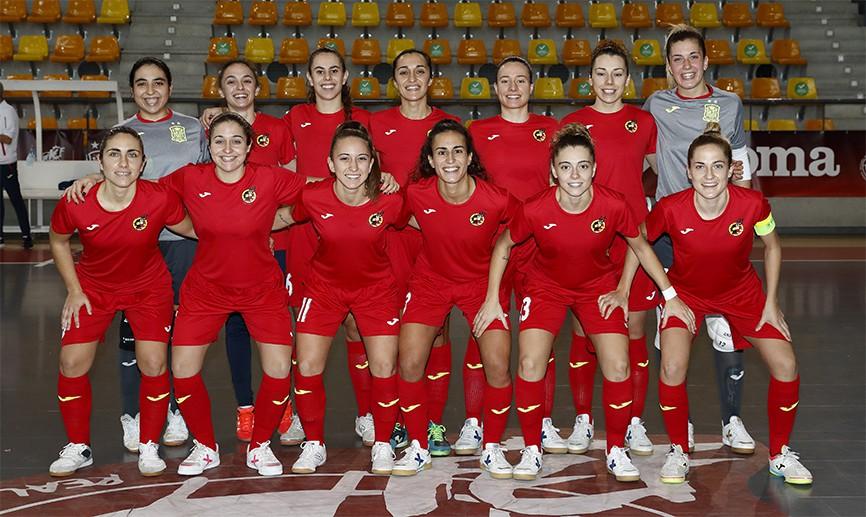 Selección Absoluta de futsal / SEFUTBOL
