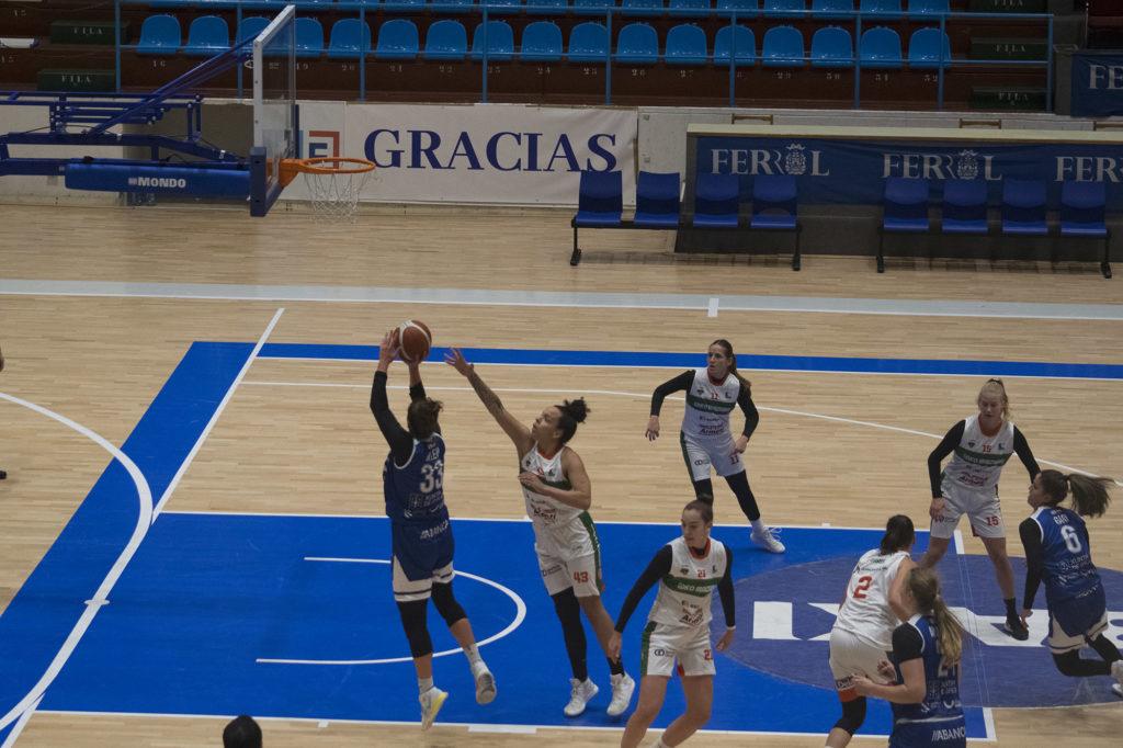 BAXI Ferrol vs Ibaizabal / UNIVERSITARIO FERROL