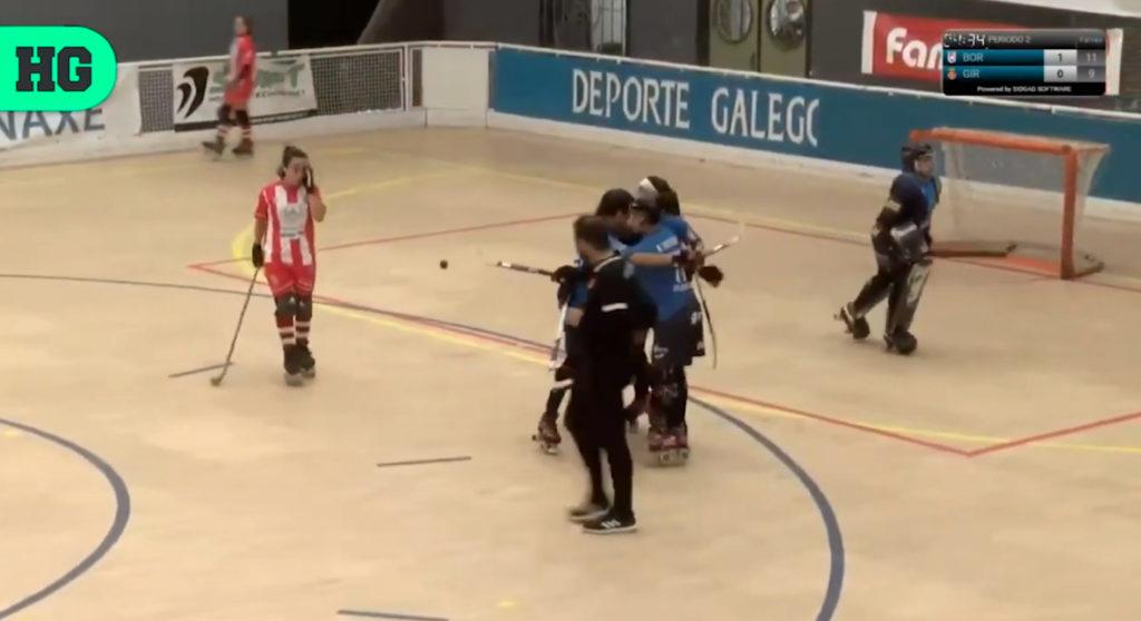 HC Borbolla vs Girona, Ok Liga / HOCKEY GLOBAL