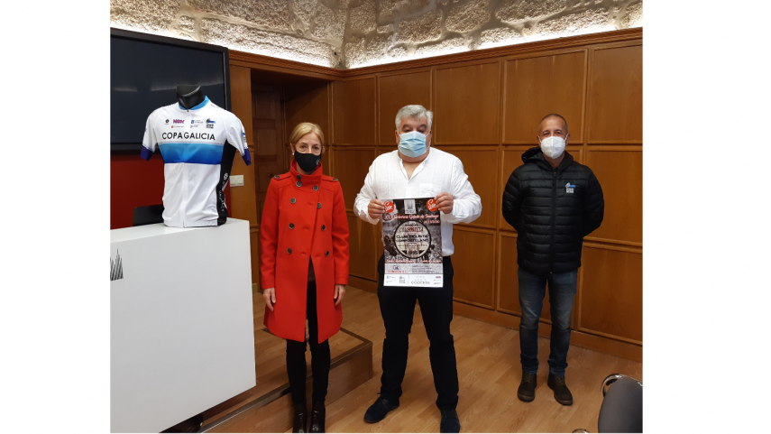 Presentación Ciclocross Cidade de Santiago / CONCELLO DE COMPOSTELA