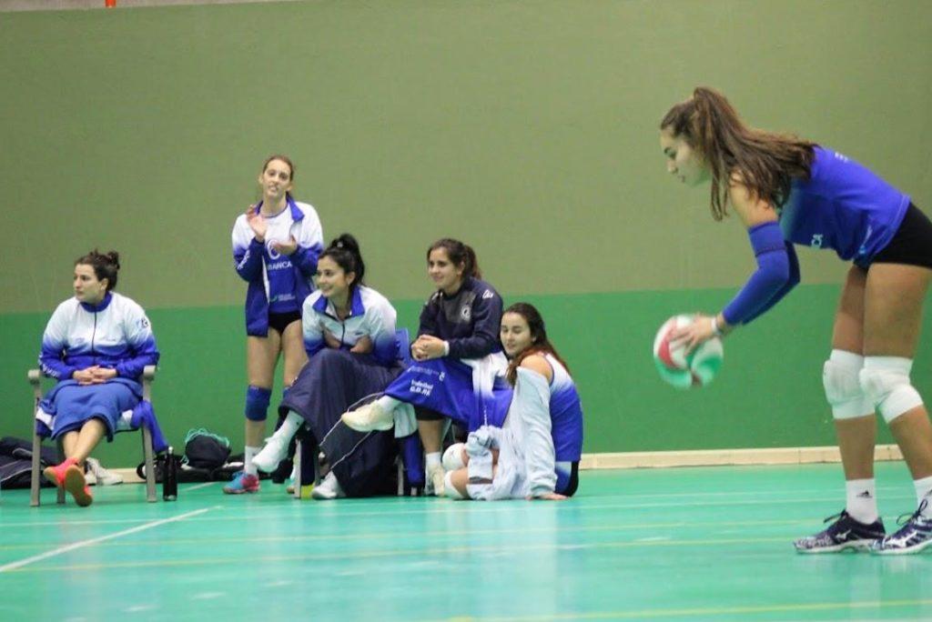 CV Calasancias vs Universidad Valladolid / CV CALASANCIAS