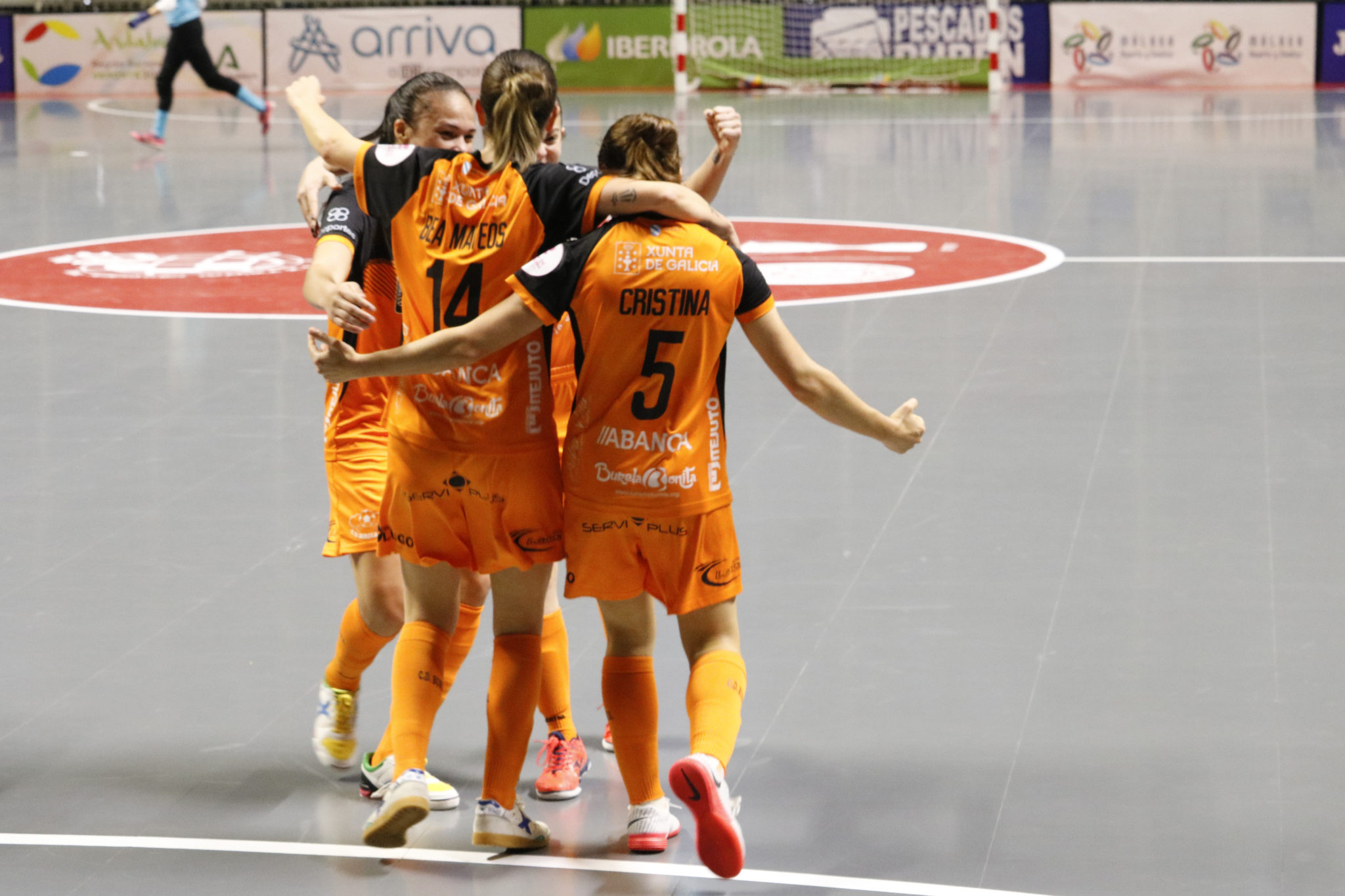 O Burela vence ao Alcorcón na semifinal de Copa / PESCADOS RUBÉN BURELA