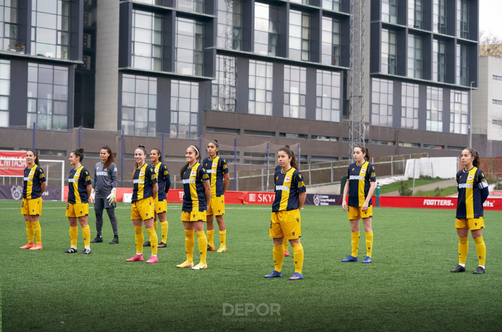Madrid CFF vs Dépor ABANCA / RCD