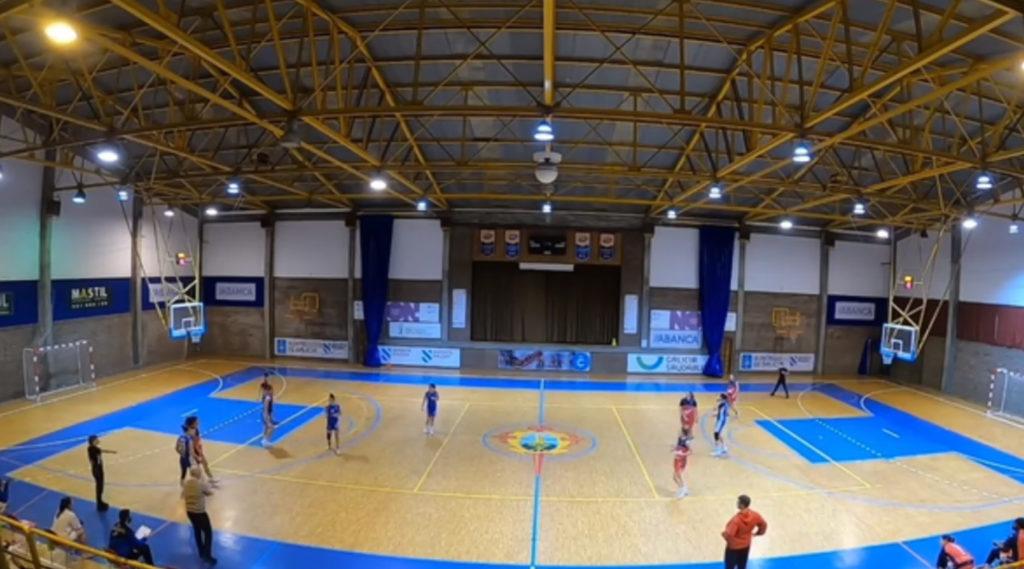 Maristas Coruña vs Osés Construccion Ardoi / CANAL FEB TV