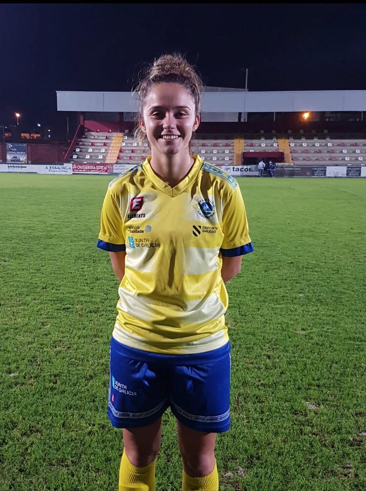 Melanie García, do Atlético Arousana / ATLÉTICO AROUSANA