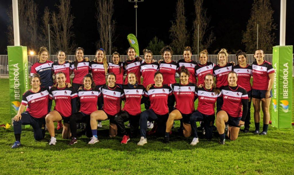 As Leonas, Selección Española de Rugby / FER