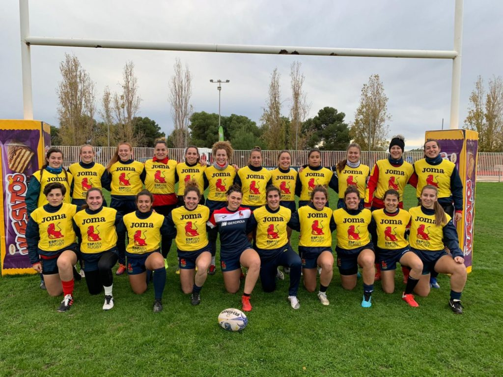 Equipo das Estrellas da Iberdrola de rugby / FER