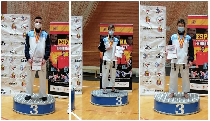 Galicia non Campionato de España júnior / FEDERACIÓN GALEGA DE TAEKWONDO