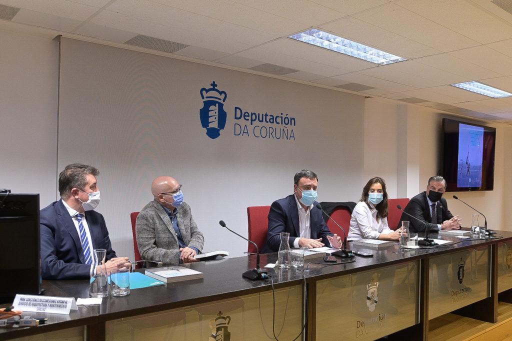 Presentación do libro sobre o 75 Aniversario do Trofeo Teresa Herrera / DEPUTACIÓN DA CORUÑA