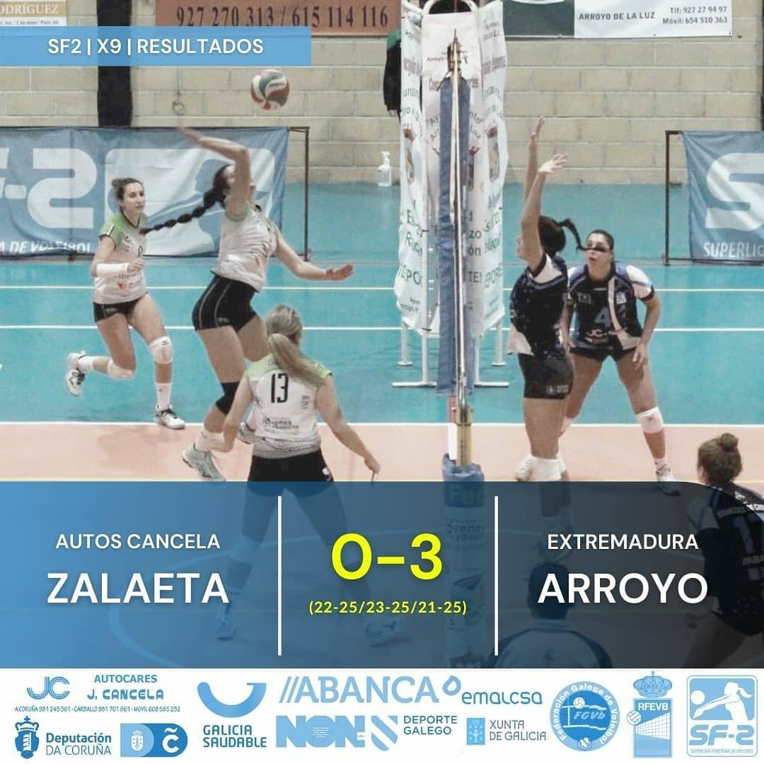 Zalaeta - Arroyo / AUTOS CANCELA ZALAETA