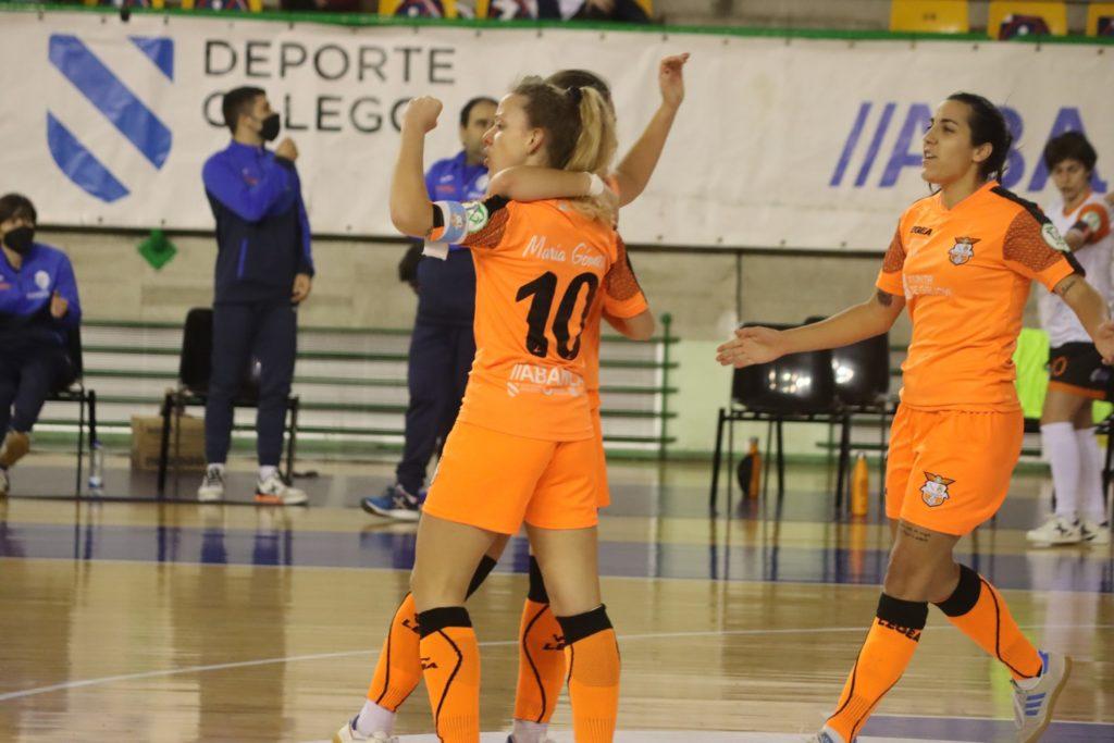 Ourense Envialia vs Viaxes Amarelle FSF no Paco Paz / VIAXES AMARELLE