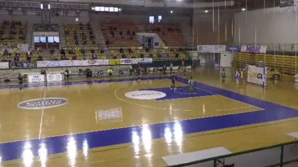 Cidade de As Burgas vs Leganés / YOUTUBE