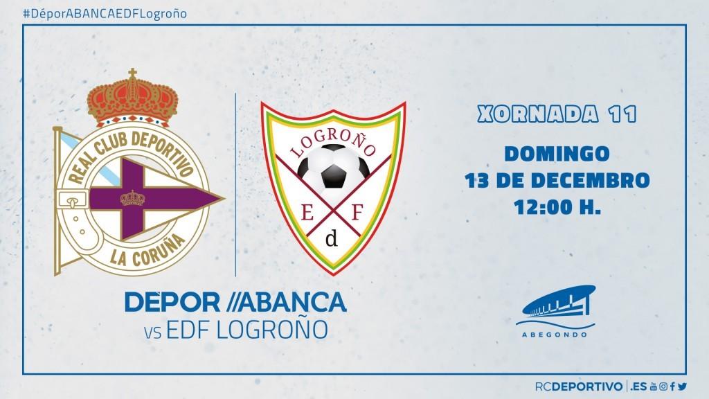 Dépor ABANCA vs EDF Logroño / RCD