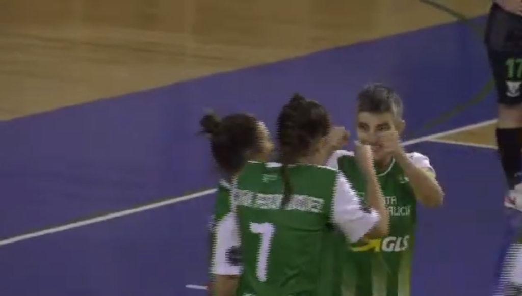 Gol do Cidade de As Burgas / YOUTUBE