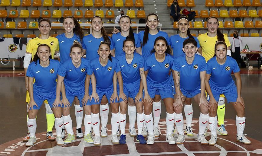 Selección Sub21 de futsal / SEFUTBOL