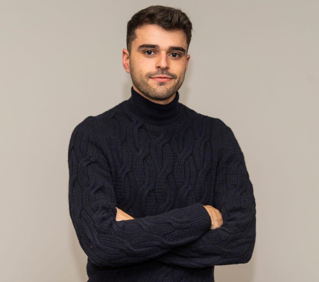 Álex Vázquez / ÍÑIGO ROLÁN