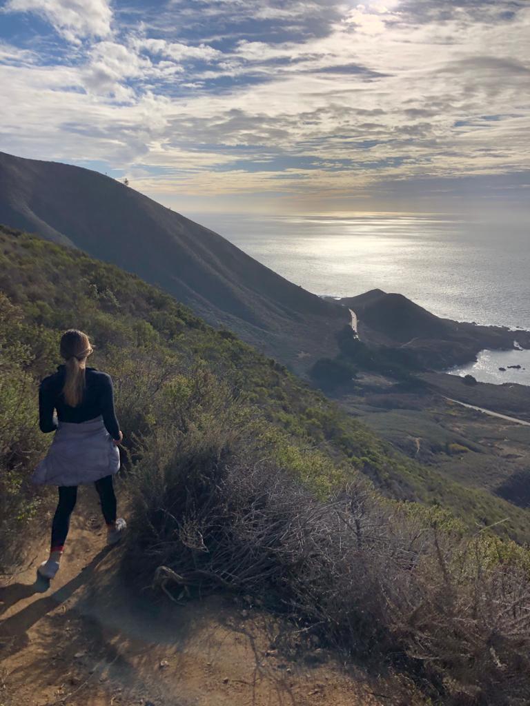 Participante desde California da opción Camiño Inglés na XI San Silvestre Coruña virtual / SAN SILVESTRE CORUÑA