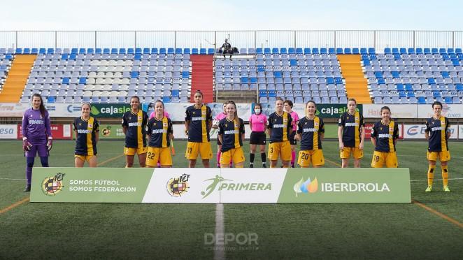 Dépor ABANCA vs UD Granadilla Egatesa Tenerife / RCD