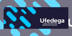 Logo da Unión das Federacións Deportivas Galegas / UFEDEGA TW