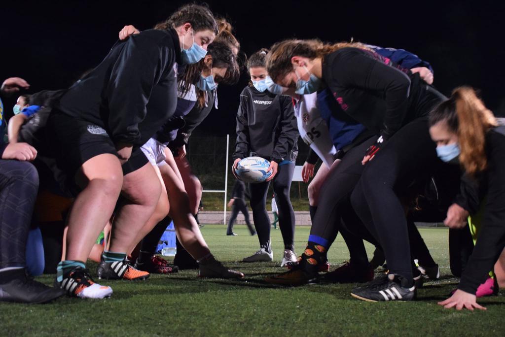 As galegas do Pontevedra Rugby Club competirán en División de Honor B / PRC