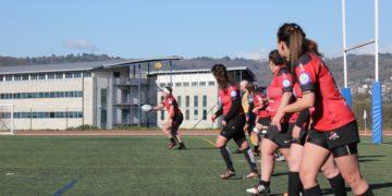 Primeiro partido do Pontevedra Rugby Club / PRC
