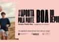 """A Área de Benestar Social do Concello da Coruña, en colaboración coa Asociación Agalure, lanza a campaña """"Aposta pola parte boa do deporte"""", para concienciación sobre a adición ao xogo / CONCELLO DA CORUÑA"""