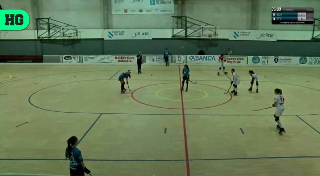 HC Borbolla vs Telecable Gijón / HOCKEY GLOBAL