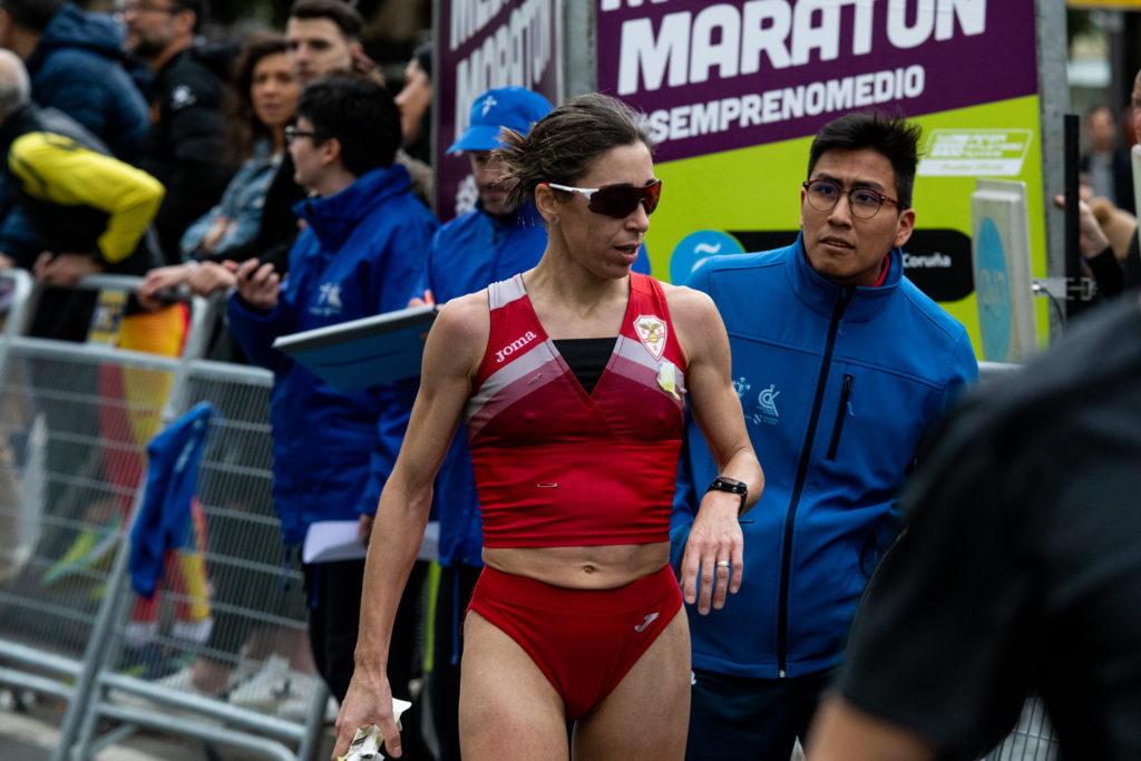 Imaxe de arquivo da XII Medio Maratón Coruña 21 celbrada en febreiro de 2020 / CORUÑA 21 CONCELLO A CORUÑA
