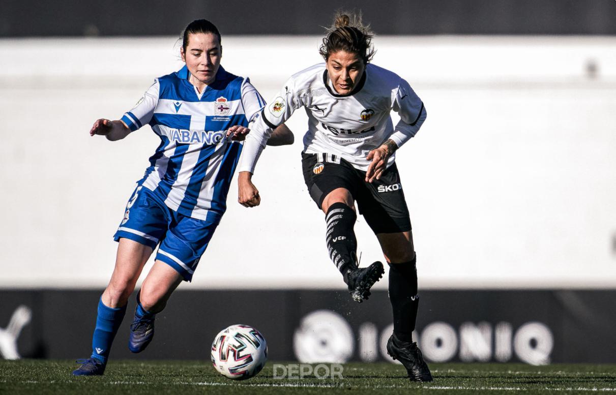 Valencia CF vs Dépor ABANCA, Iris Arnaiz / RCD