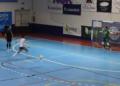 Quenda de penaltis, Copa da Raíña fútbol sala entre Poio Pescamar e Ourense Envialia