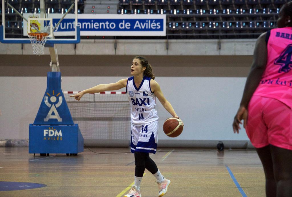 ADBA Avilés vs BAXI Ferrol / UNIVERSITARIO FERROL